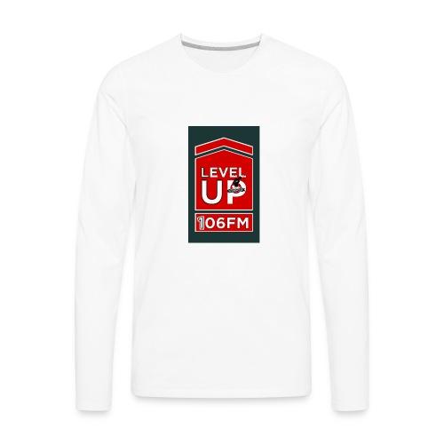 LEVEL UP shirt - Men's Premium Long Sleeve T-Shirt
