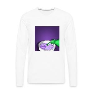 Lean Tee - Men's Premium Long Sleeve T-Shirt