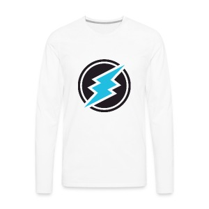 electroneum - Men's Premium Long Sleeve T-Shirt