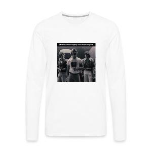 Circle Game Mathew McConaughey - Men's Premium Long Sleeve T-Shirt