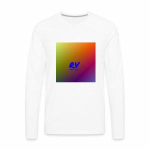 Robsu Vlogs shirt - Men's Premium Long Sleeve T-Shirt