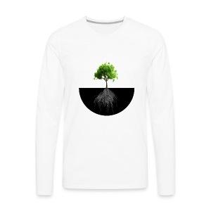 An Instrumental Insight Into Life Album Cover - Men's Premium Long Sleeve T-Shirt
