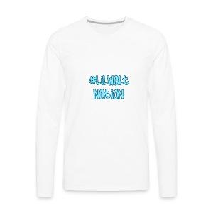 LilWalt - Men's Premium Long Sleeve T-Shirt