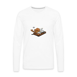 Trap - Men's Premium Long Sleeve T-Shirt