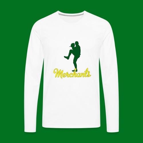 Merchant Pitcher - Men's Premium Long Sleeve T-Shirt