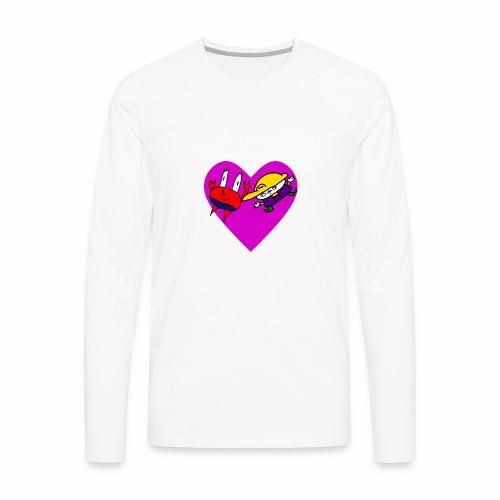 Krario - Men's Premium Long Sleeve T-Shirt