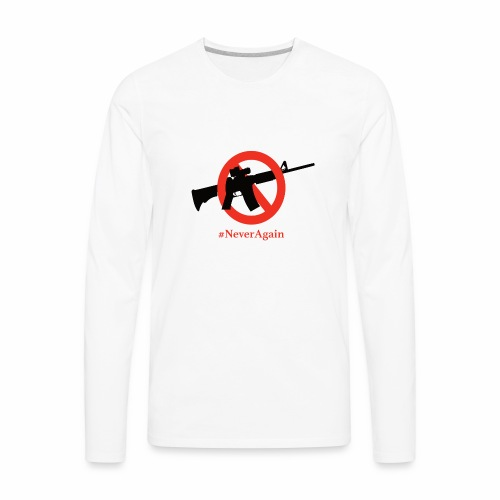 Stop Guns Now - Men's Premium Long Sleeve T-Shirt