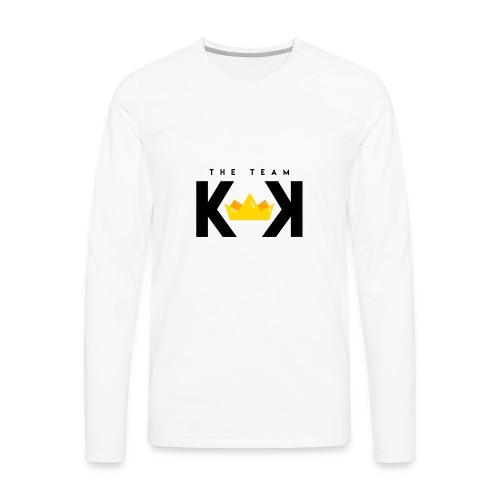 THE KEK TEAM - Men's Premium Long Sleeve T-Shirt