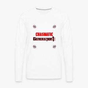 Chasmatic Gen 1 - Men's Premium Long Sleeve T-Shirt