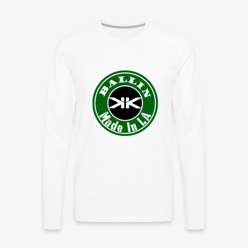 Ballin Edition by Kevin Kloth - Men's Premium Long Sleeve T-Shirt