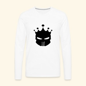 King Of Gainz - Men's Premium Long Sleeve T-Shirt