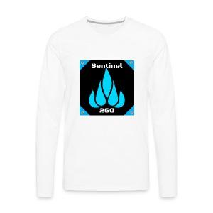 Sentinel 260 - Men's Premium Long Sleeve T-Shirt