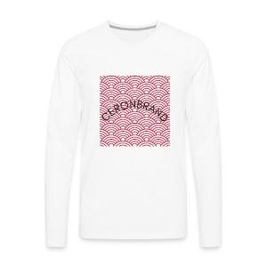 Ceronbrand - Men's Premium Long Sleeve T-Shirt