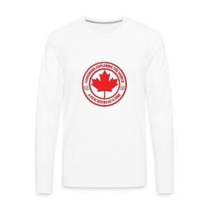 Canadians - Men's Premium Long Sleeve T-Shirt