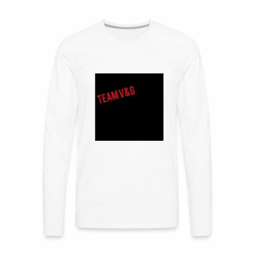TEAM V&G - Men's Premium Long Sleeve T-Shirt