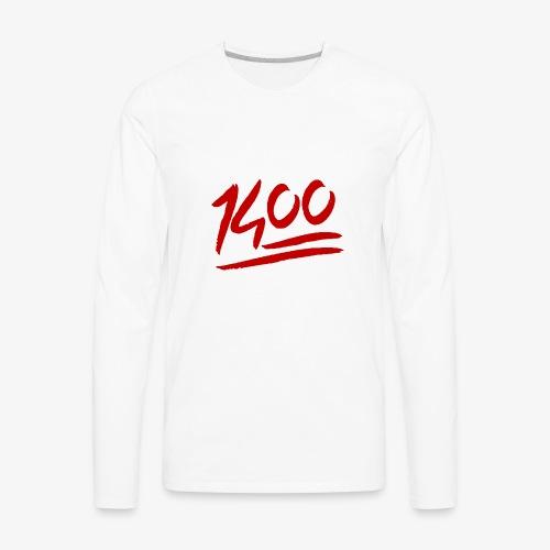1400 Merchandise - Men's Premium Long Sleeve T-Shirt