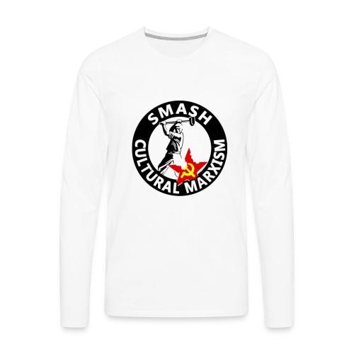 SmashMarx - Men's Premium Long Sleeve T-Shirt