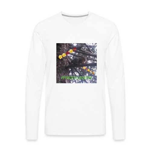 FREE NUBBINS - Men's Premium Long Sleeve T-Shirt