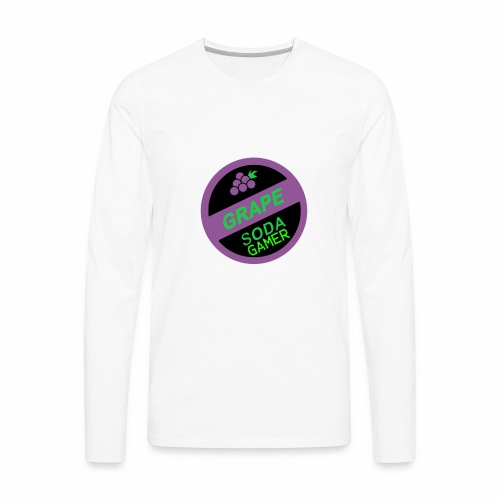 The Original Bottle Cap - Men's Premium Long Sleeve T-Shirt