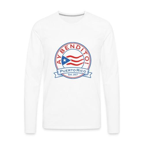 Ay Bendito - Men's Premium Long Sleeve T-Shirt