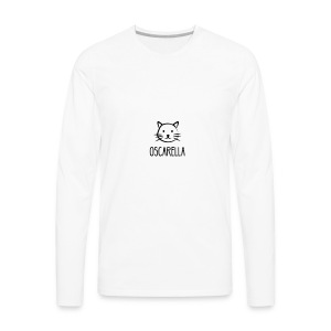 Cute Logo - Men's Premium Long Sleeve T-Shirt
