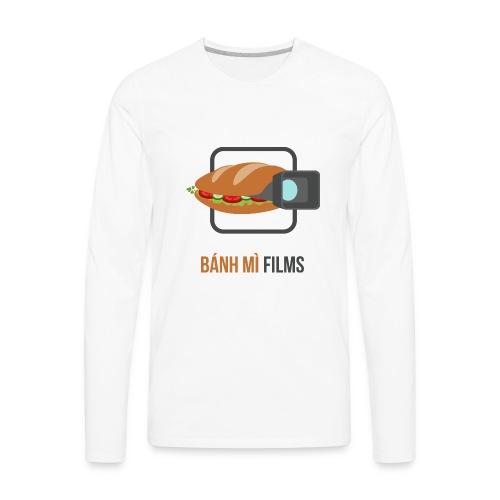 Banh Mi Films 1 - Men's Premium Long Sleeve T-Shirt