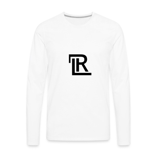 RL LOGO - Men's Premium Long Sleeve T-Shirt
