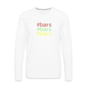 Who Got #bars - Men's Premium Long Sleeve T-Shirt