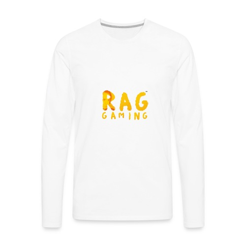 RaG Gaming™big - Men's Premium Long Sleeve T-Shirt