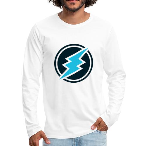 Electroneum - Men's Premium Long Sleeve T-Shirt