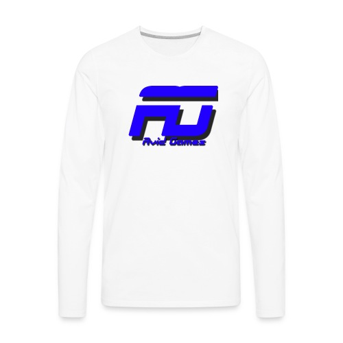 Avid Games - Men's Premium Long Sleeve T-Shirt