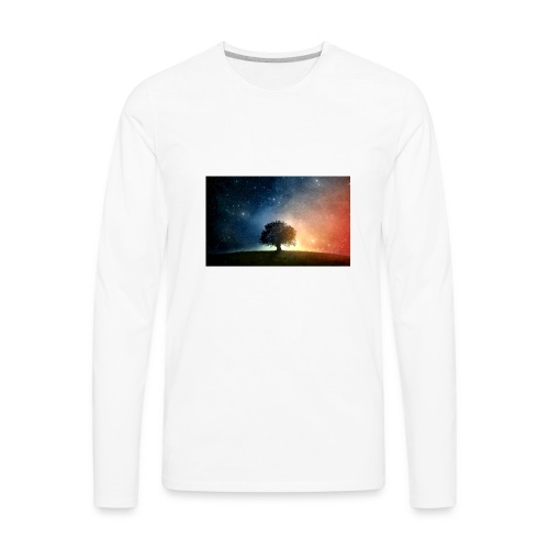 Night Star - Men's Premium Long Sleeve T-Shirt