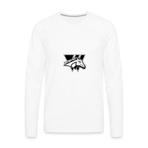 p trans 2 - Men's Premium Long Sleeve T-Shirt