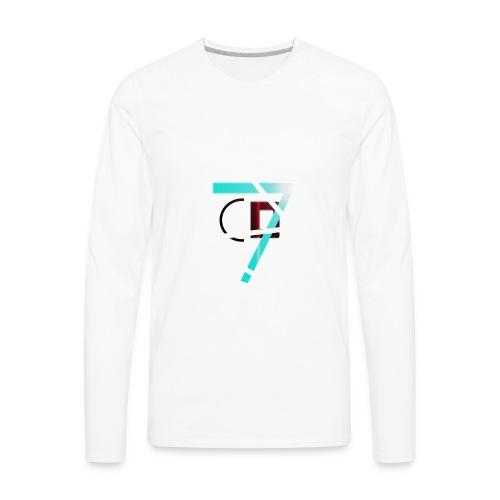CD7 T-Shirt - Men's Premium Long Sleeve T-Shirt