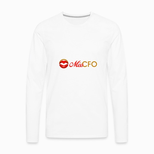 MissCFO Tee - Men's Premium Long Sleeve T-Shirt