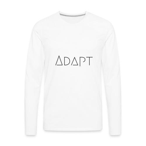 Adapt Merch - Men's Premium Long Sleeve T-Shirt
