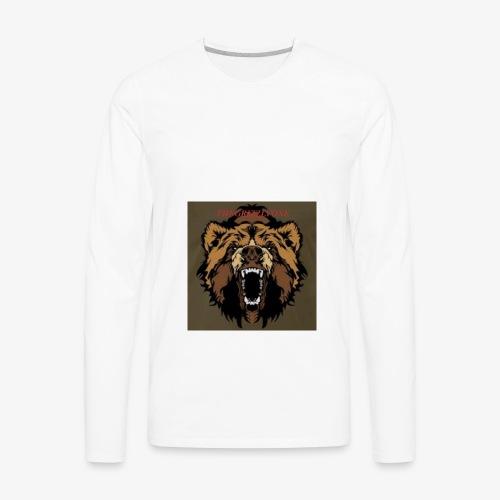 TheGrizzlyOne's Merch - Men's Premium Long Sleeve T-Shirt