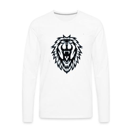 Tiger tshirt for men and women - Men's Premium Long Sleeve T-Shirt