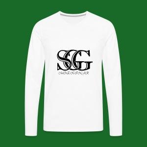 SGG Member MoekinJr - Men's Premium Long Sleeve T-Shirt