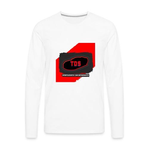 TDS_Shirt - Men's Premium Long Sleeve T-Shirt