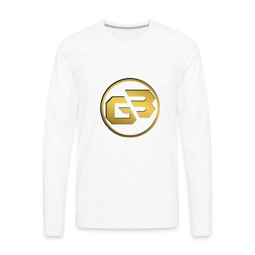 Premium Design - Men's Premium Long Sleeve T-Shirt