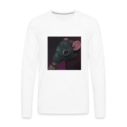 the ratflippus - Men's Premium Long Sleeve T-Shirt