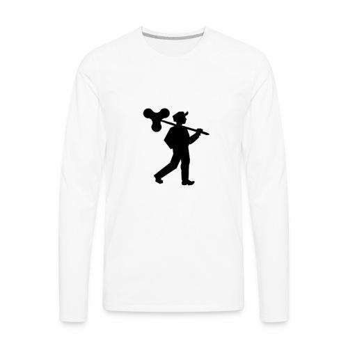 Askeladden - Men's Premium Long Sleeve T-Shirt