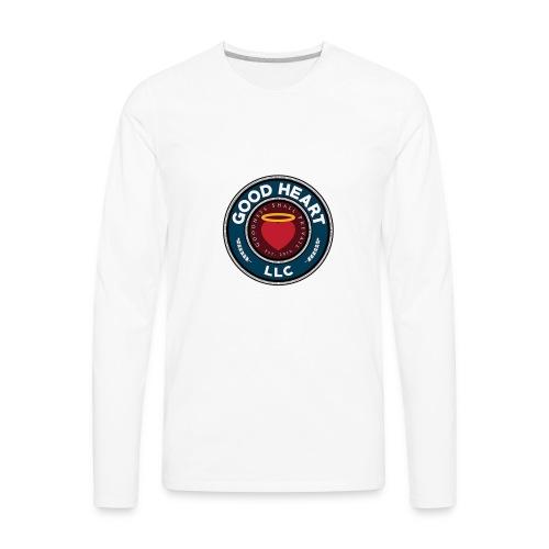 Good heart LLC Wear - Men's Premium Long Sleeve T-Shirt