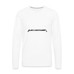 Mattalica logo merch - Men's Premium Long Sleeve T-Shirt