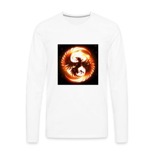 Mendoza Phoenix - Men's Premium Long Sleeve T-Shirt