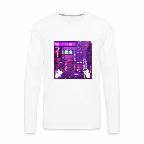 Hookstone Brand ® | Street Wear Brand - Men's Premium Long Sleeve T-Shirt
