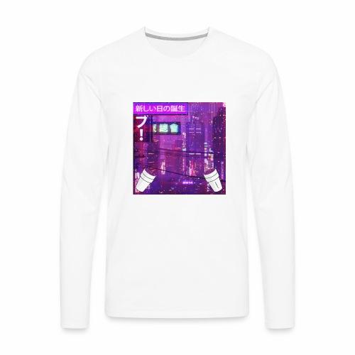 Hookstone Brand ® | Marque Street Wear - T-shirt Premium à manches longues pour hommes