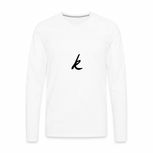 KHALIL NEW SEASON TWO - Men's Premium Long Sleeve T-Shirt