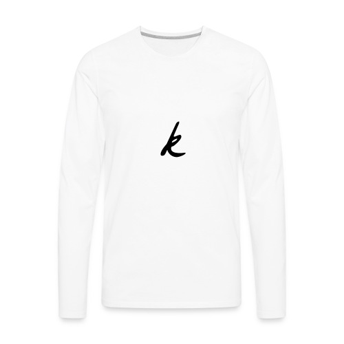 KHALIL NEW SEASON TWO - Men's Premium Long Sleeve T-Shirt